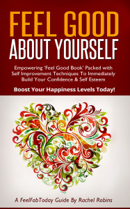 Feel Good About Yourself Book