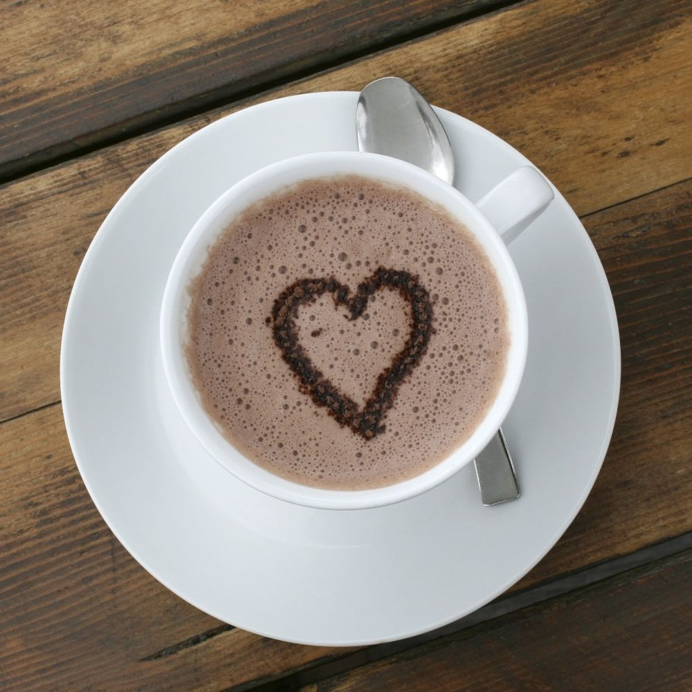 hot chocolate love